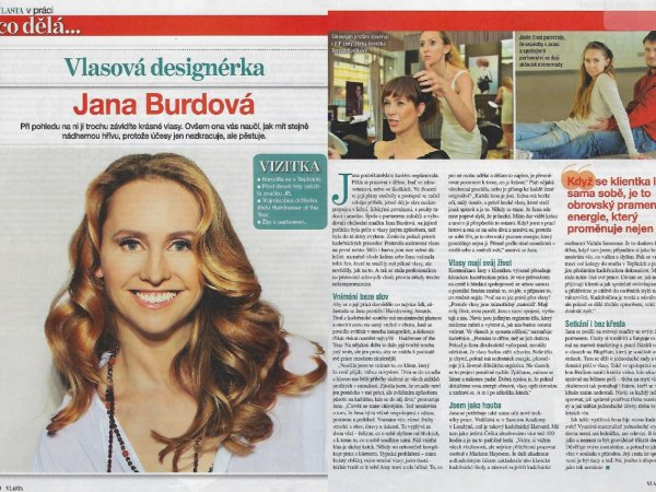 Interview Jana Burdová & Vlasta